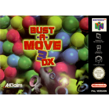 Bust-A-Move 3 DX
