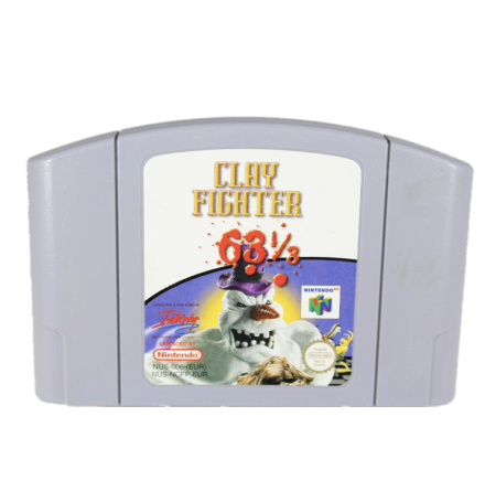 ClayFighter 63 1/3