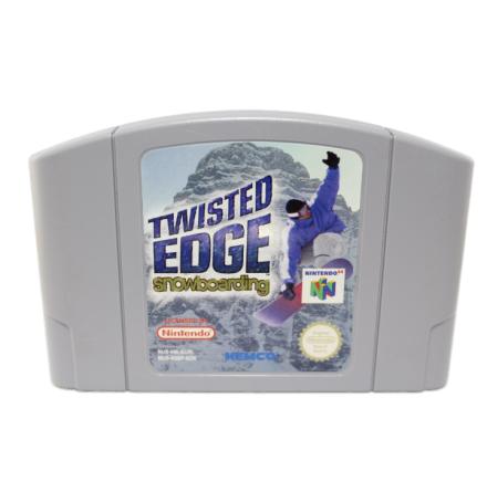 Twisted Edge Extreme Snowboarding