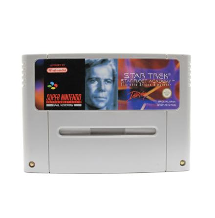 Star Trek: Starfleet Academy Starship Bridge Simulator