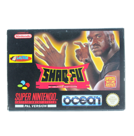Shaq Fu: Enforcer of Justice