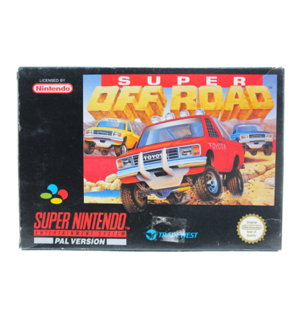 Super Off Road
