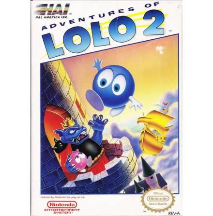 Adventures of Lolo 2