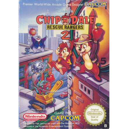 Chip'n Dale Rescue Rangers 2