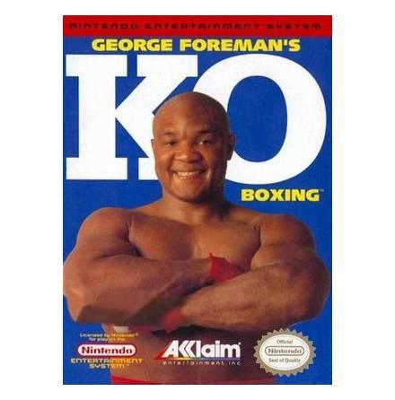 George Foreman KO Boxing