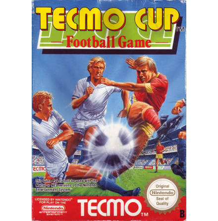 Tecmo Cup Football Game